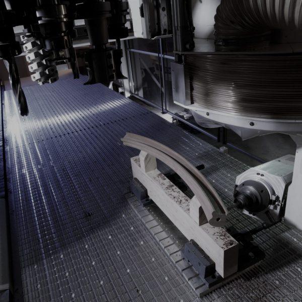 CNC MANUFACTURE